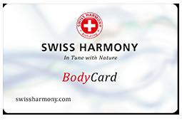 Die Swiss Harmony BodyCard