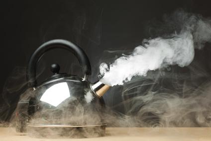Wohnungsharmonisierung: Dampf auf dem Kessel - swissharmony.de ...