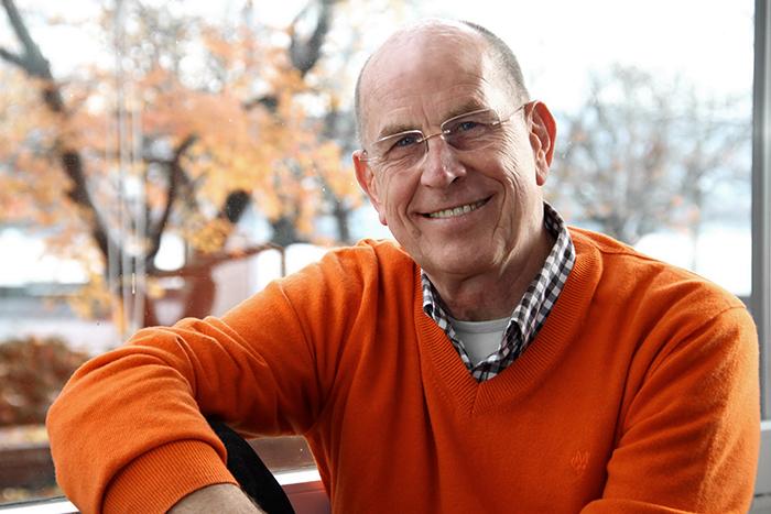 Richard Neubersch, Entwickler und Eigentümer von Swiss Harmony